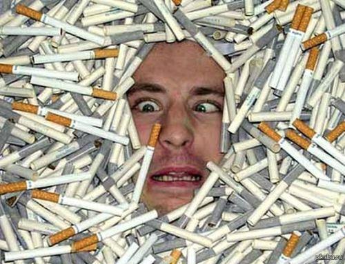 Если надоело курить
