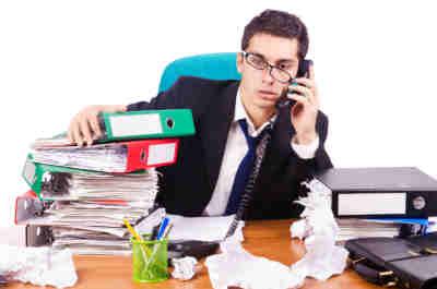 Как справится с нагрузкой на работе