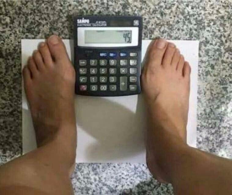 весы универсальные позитивные