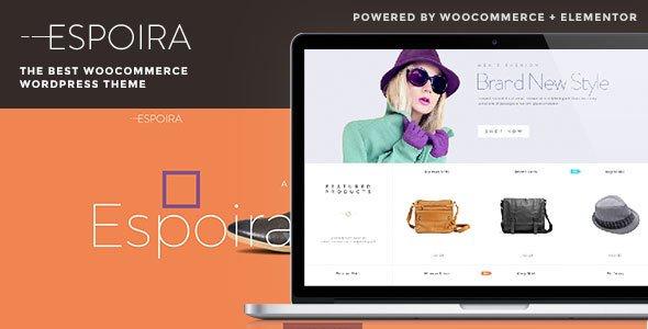 Espoira — eCommerce WordPress Theme