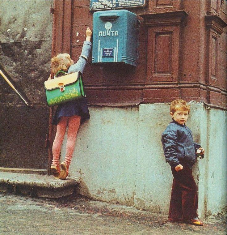Фотографии из прошлого / Назад в СССР / Back in USSR СССР - наш отчий дом 1