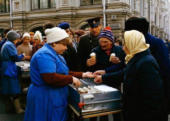 1965 - Советская торговля Наша страна 1