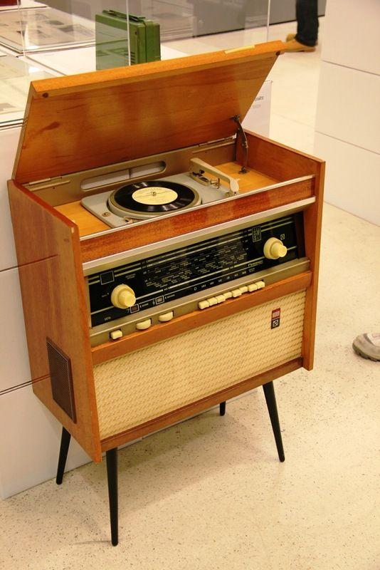 Радиола «Ригонда»