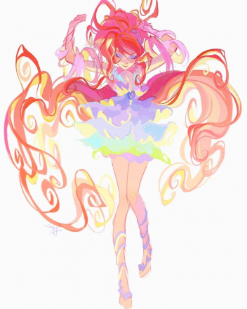 Winx club | fairies & #9829;