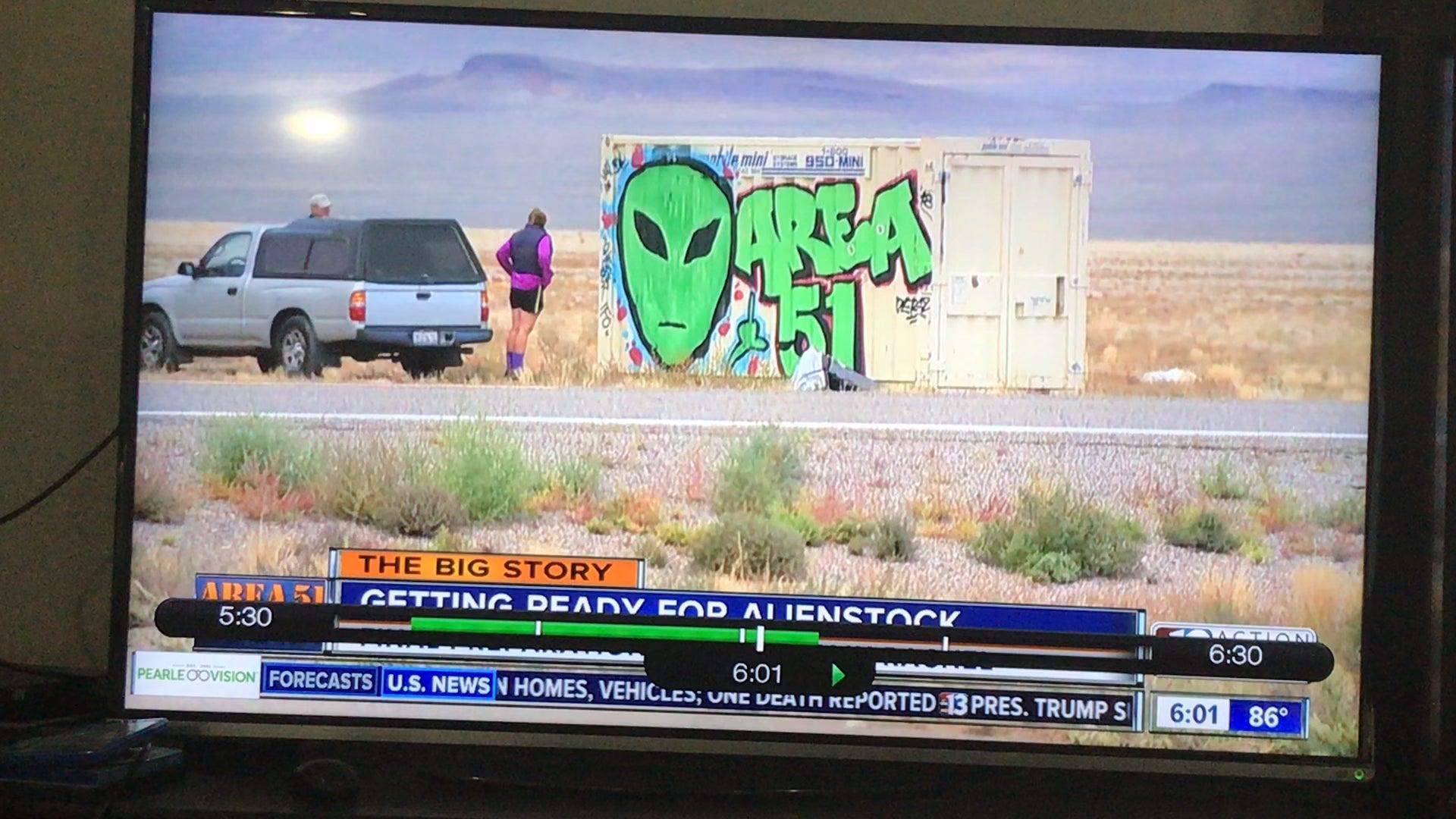 Просто увидел это из местных новостей...