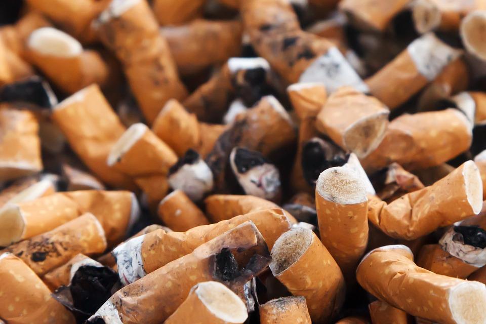 Окурки – угроза загрязнения