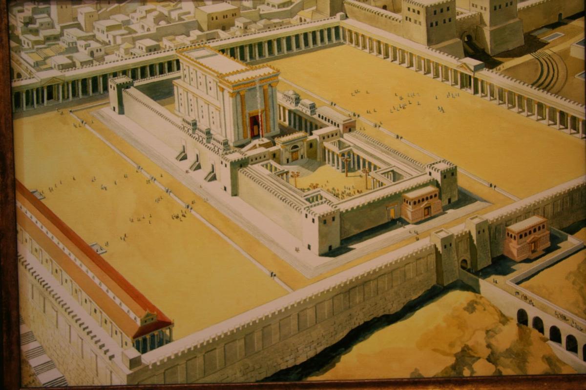 Храм. Изображение: https://4.bp.blogspot.com/